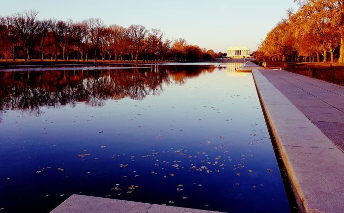 reflecting-pool
